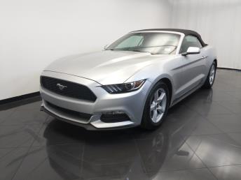 2016 Ford Mustang V6 - 1120144211