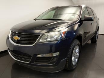 Used 2015 Chevrolet Traverse