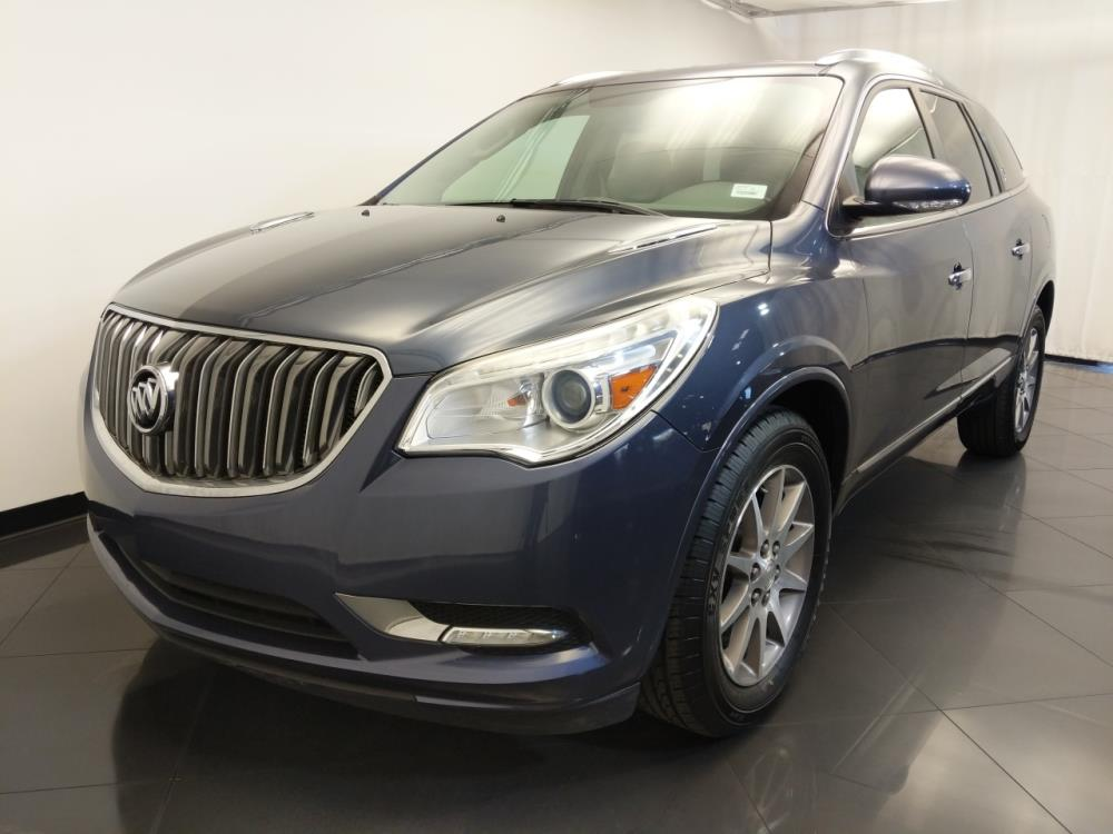 2014 buick enclave leather for sale in orlando 1120144494 drivetime. Black Bedroom Furniture Sets. Home Design Ideas