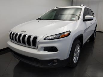 Used 2015 Jeep Cherokee