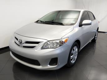 2011 Toyota Corolla LE - 1120144560