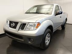 2011 Nissan Frontier King Cab S 6 ft