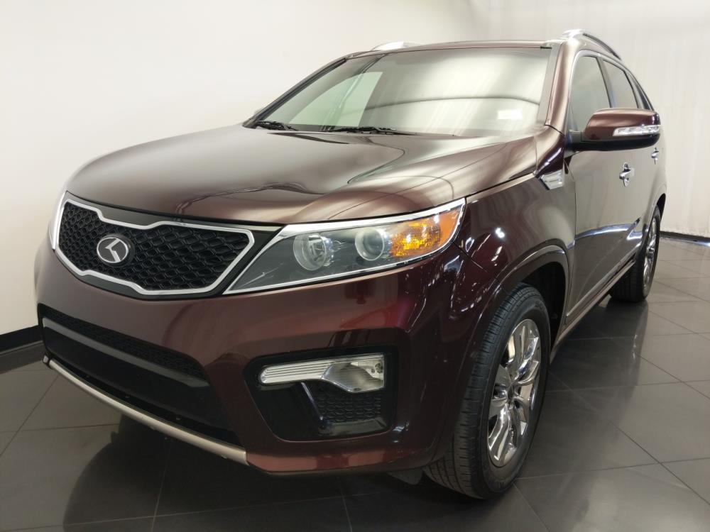 kia first in reviews trend truck sorento test motion awd front sx view