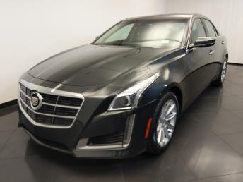 2014 Cadillac CTS 3.6 Luxury Collection - 1120144698