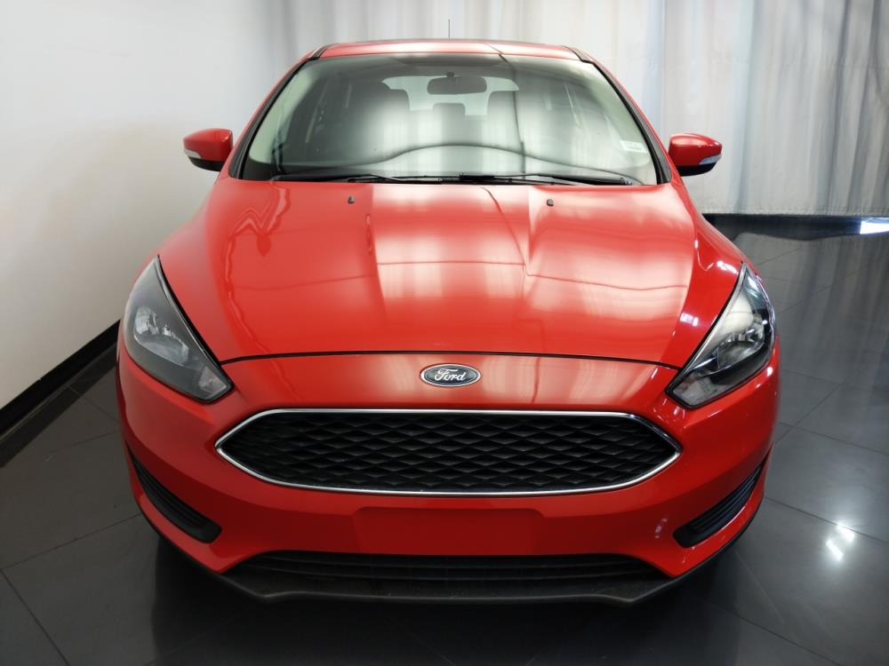 2016 Ford Focus SE - 1120144705
