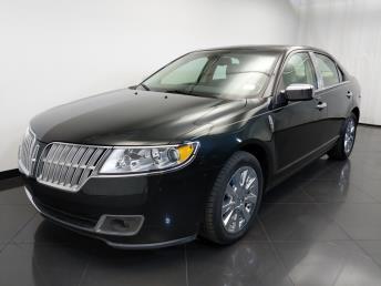 2010 Lincoln MKZ  - 1120144754