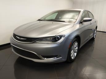 2015 Chrysler 200 Limited - 1120144807