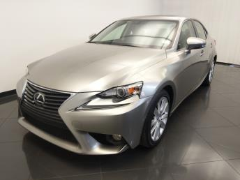 2014 Lexus IS 250  - 1120144823