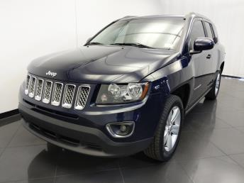 Used 2015 Jeep Compass