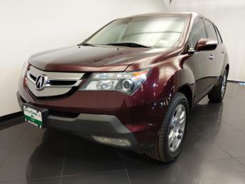 Used 2009 Acura MDX