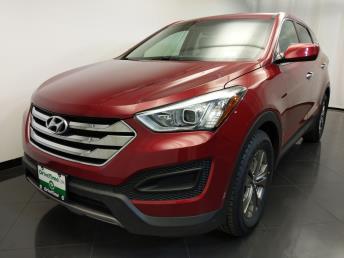 2014 Hyundai Santa Fe Sport  - 1120145020