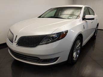 2013 Lincoln MKS  - 1120145092