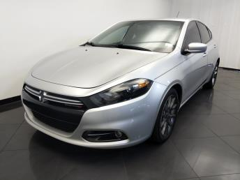 Used 2013 Dodge Dart