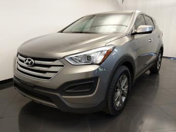 2015 Hyundai Santa Fe Sport  - 1120145250