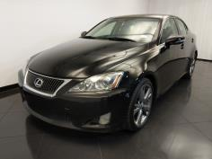 2009 Lexus IS 350 Sport