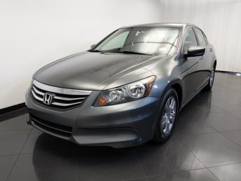 2011 Honda Accord LX-P - 1120145297