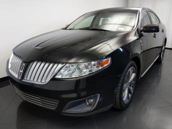 2009 Lincoln MKS  - 1120145315