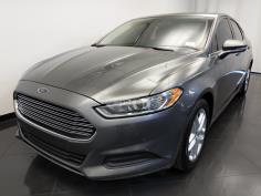 2014 Ford Fusion SE
