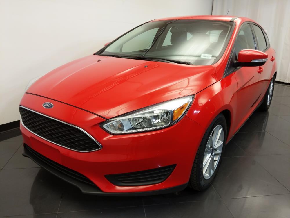 2016 Ford Focus SE - 1120145372