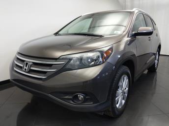 2014 Honda CR-V EX-L - 1120145468