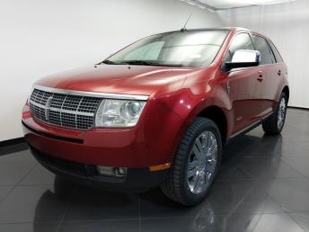 2008 Lincoln MKX  - 1120145554