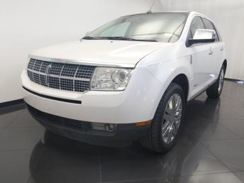 2009 Lincoln MKX  - 1120145559
