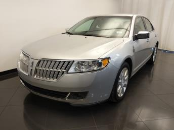 2011 Lincoln MKZ  - 1120145617