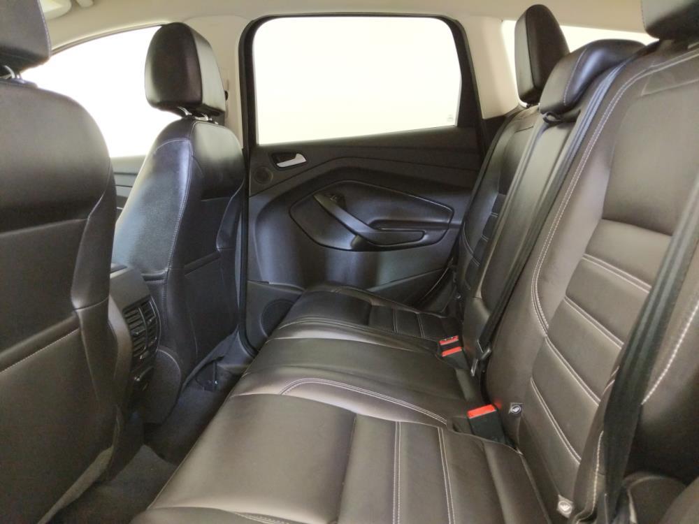 2017 Ford Escape Titanium - 1120145658
