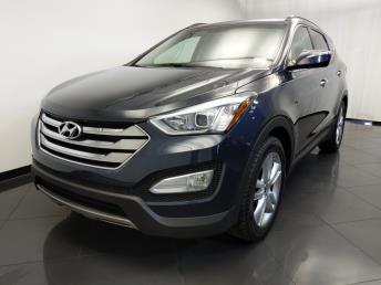2013 Hyundai Santa Fe Sport 2.0T - 1120145671