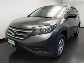 2014 Honda CR-V LX - 1120145698