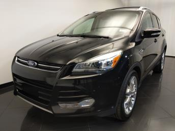 2015 Ford Escape Titanium - 1120145701
