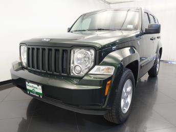 2012 Jeep Liberty Sport - 1120145741