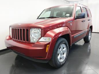 2012 Jeep Liberty Sport - 1120145786