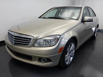 2011 Mercedes-Benz C300 Luxury  - 1120145875