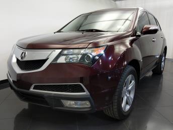 Used 2011 Acura MDX