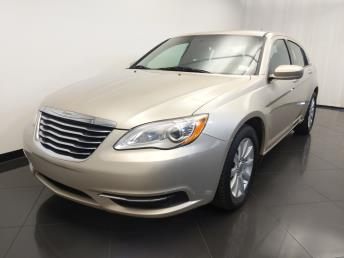 2014 Chrysler 200 Touring - 1120145906