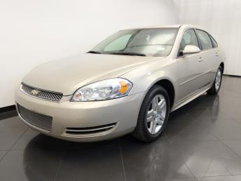 Used 2012 Chevrolet Impala