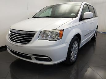 Used 2014 Chrysler Town and Country