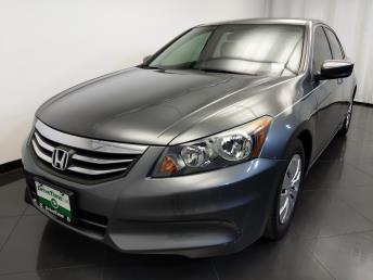 2012 Honda Accord LX - 1120146046