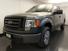 2011 Ford F-150 Super Cab XL 6.5 ft
