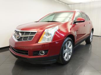 Used 2010 Cadillac SRX