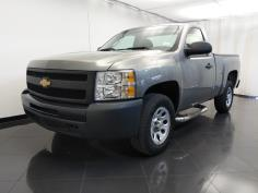 2013 Chevrolet Silverado 1500 Regular Cab Work Truck 6.5 ft