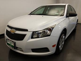 2014 Chevrolet Cruze LS - 1120146275