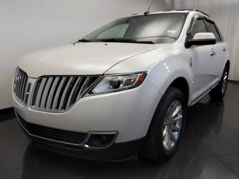 Used 2011 Lincoln MKX