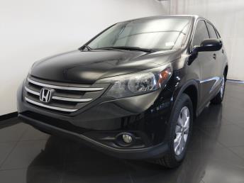 2013 Honda CR-V EX - 1120146399