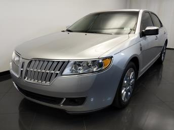 2012 Lincoln MKZ  - 1120146438