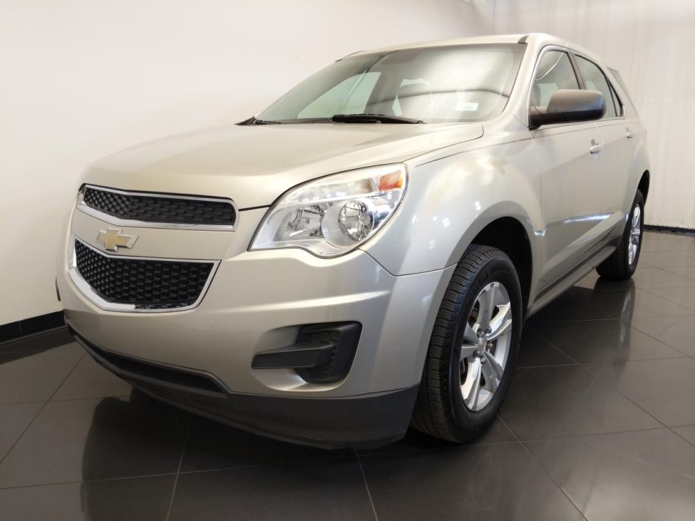 2013 Chevrolet Equinox LS - 1120146450