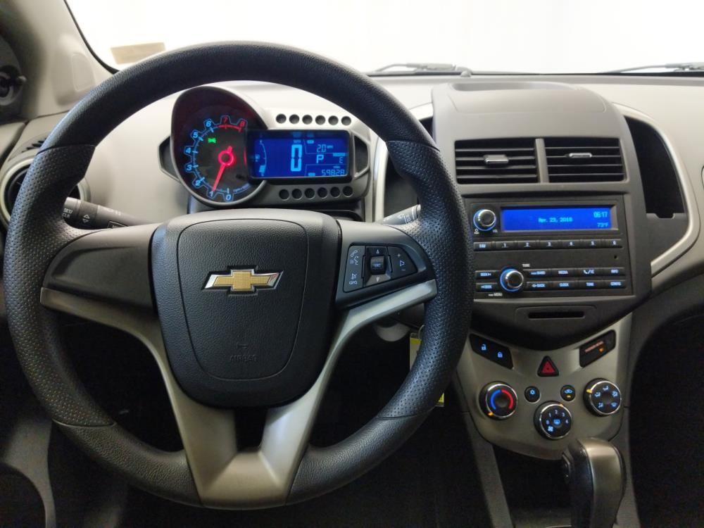 2016 Chevrolet Sonic LS - 1120146482