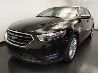 2017 Ford Taurus Limited - 1120146511