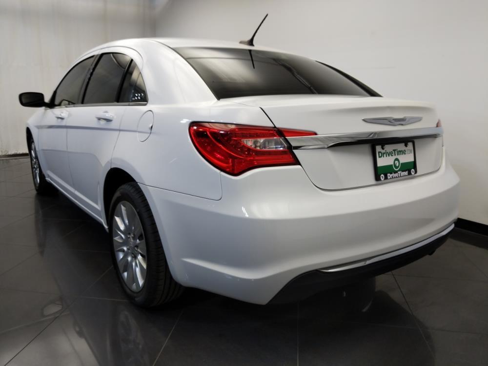 2014 Chrysler 200 LX - 1120146539